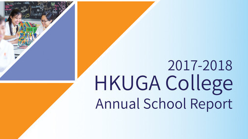 Annual School Report 2017-2018